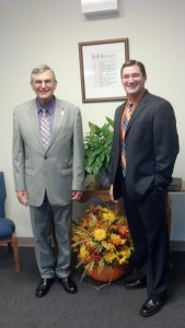 Pastors Dale and Joel Barrick