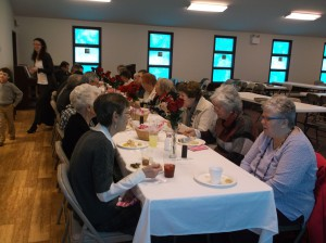 Widows' Lunch